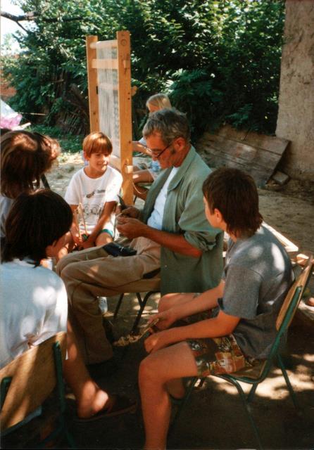 Alkotótábor 1996